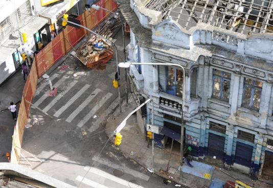 Photo of A cidade feita sobre rascunhos