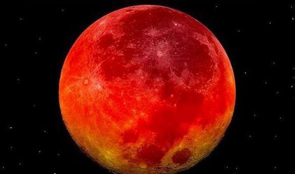 Photo of Lua de Sangue atrás das nuvens